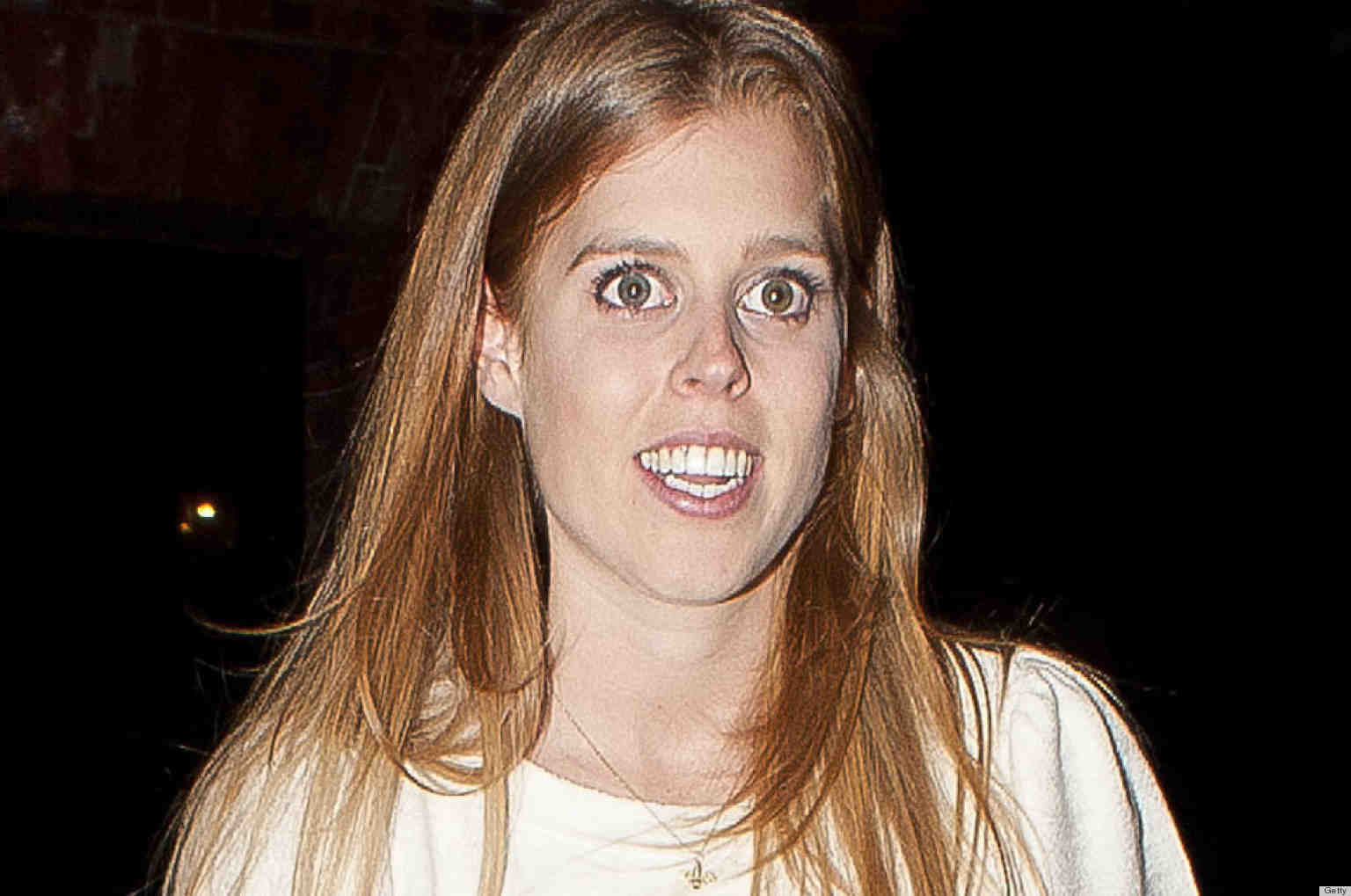 princess, beatrice, in, leather